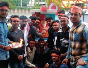 6 Reasons to use a Vodafone Eco-pond in Pune Ganeshotsav