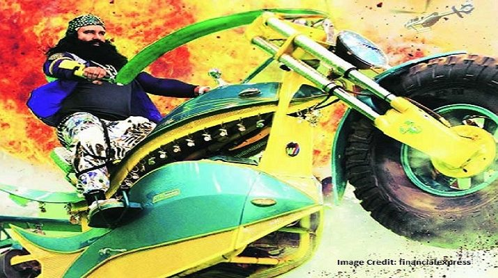 5 Things you should know about Gurmeet Ram Rahim