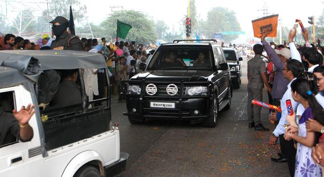 5 Things you should know about Gurmeet Ram Rahim in SUV