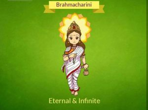 Brahmacharini via Feed Knock