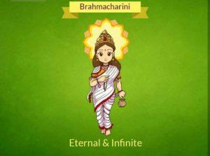 Brahmacharini via Feed Knock