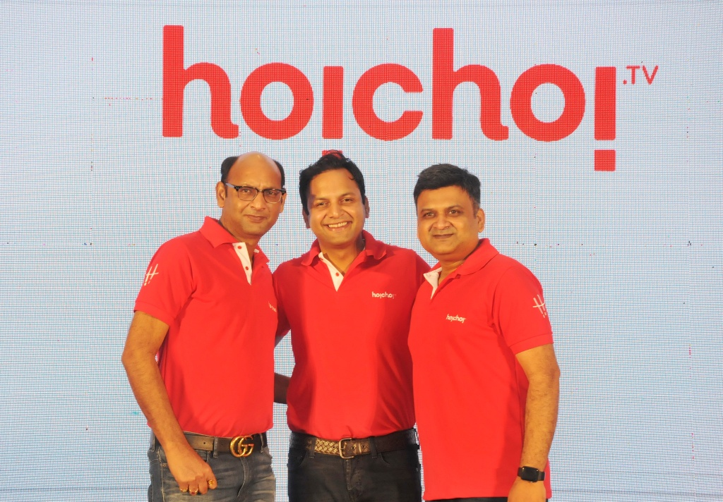 Hoichoi: One-stop digital content platform by SVF | Feed Knock