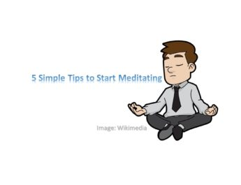 5 Simple Tips to Start Meditating