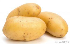 potatoes: FeedKnock