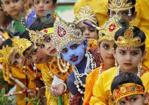 Krishna Janmashtami 6