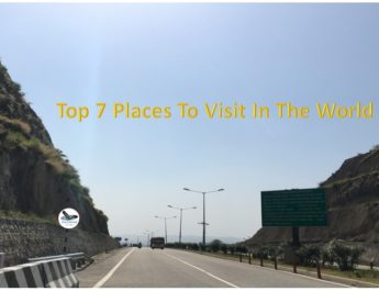 Top 7 Places To Visit In The World