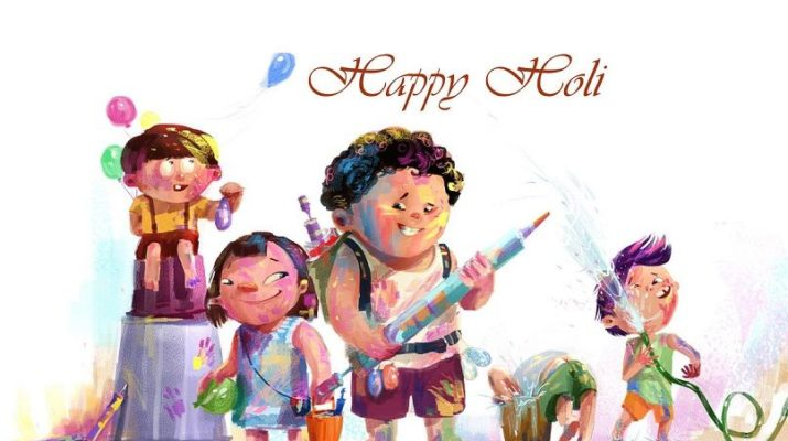 Top 7 Ways to Play Safe Holi