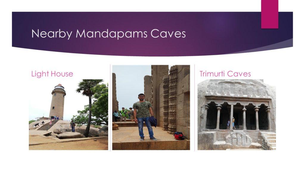 Nearby Mandapams Caves