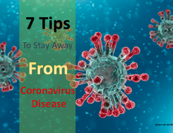 7 Tips to Stay Safe from Coronavirus disease